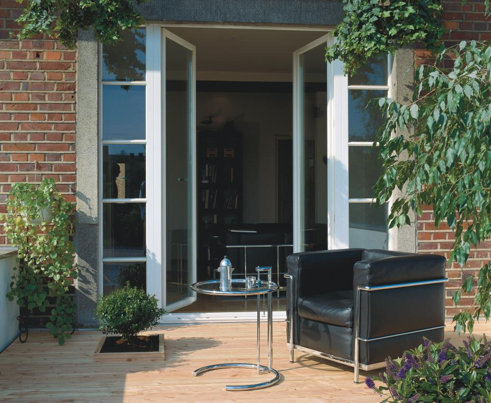 terrassendielen aus douglasie oder sib l rche ihr. Black Bedroom Furniture Sets. Home Design Ideas