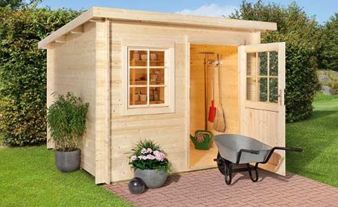 Gartenhaus holz rentsch my blog - Gartenhaus romantisch ...