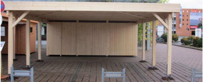 mrgardener doppelcarport heidelberg xl km fichte holzdach ohne ger teraum ihr. Black Bedroom Furniture Sets. Home Design Ideas